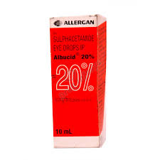 AlbucidEyeDrop20%–10ml