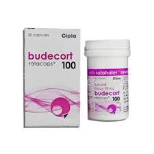Budecort Rotacaps 100